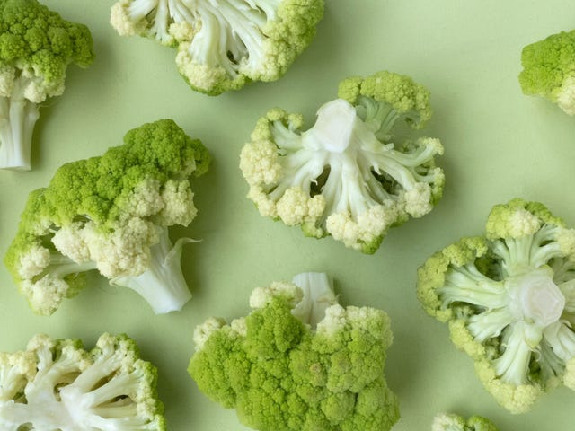 There's an Easier Way to Cut Cauliflower