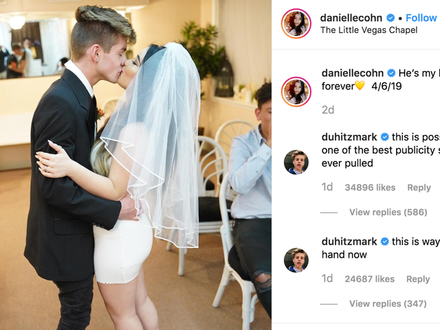 A 15-Year-Old YouTuber Pretended to Be Married and Pregnant for the Clicks