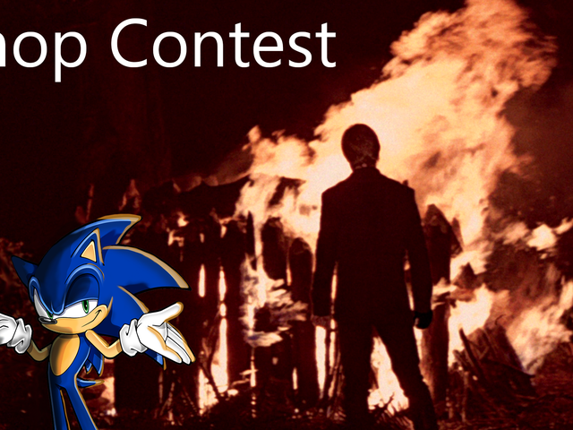 &#39;Shop Contest: <i>Star Wars</i> X <i>Sonic</i>