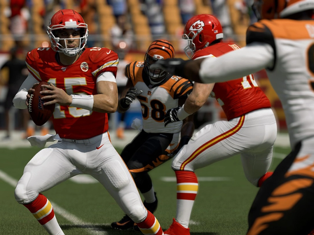The Week In Games: Are You Ready For Some Football?