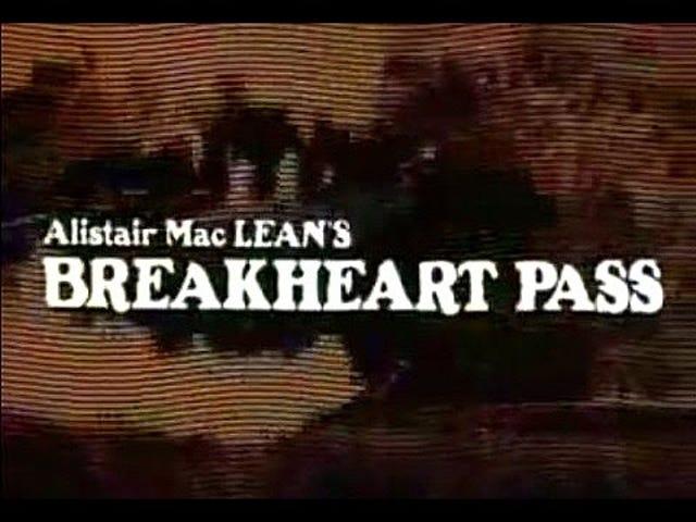 Breakheart Pass (1975)