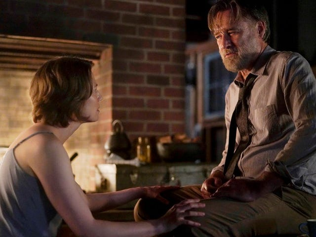 Bill Pullman's detective has gotten in over his head on a menacing The Sinner