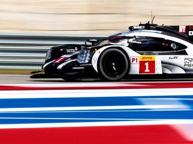 Kami di Lone Star Le Mans Sepanjang Hujung Minggu Berharap Prototaip Tidak Pernah Meninggalkan