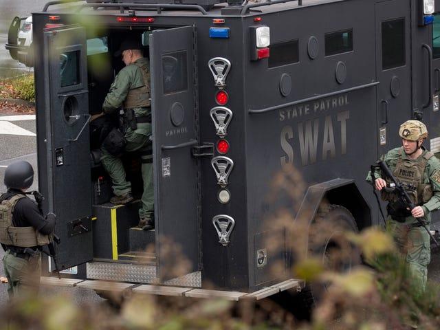 Virginia Man accusato nel caso 'Swatting' trovato per avere legami neonazisti