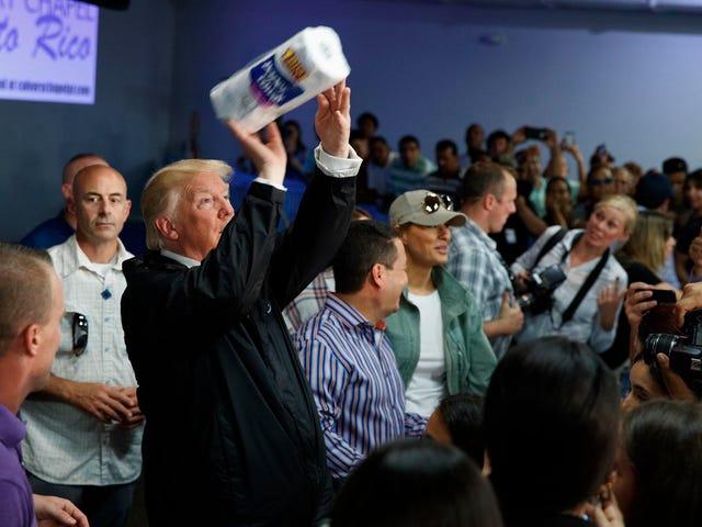 US Virgin Islands Says 'Nah, We're Good' to Trump Visit