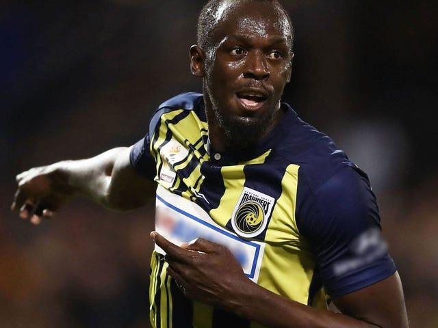 Putting Usain Bolt In FIFA 19 Hardly Seems Fair