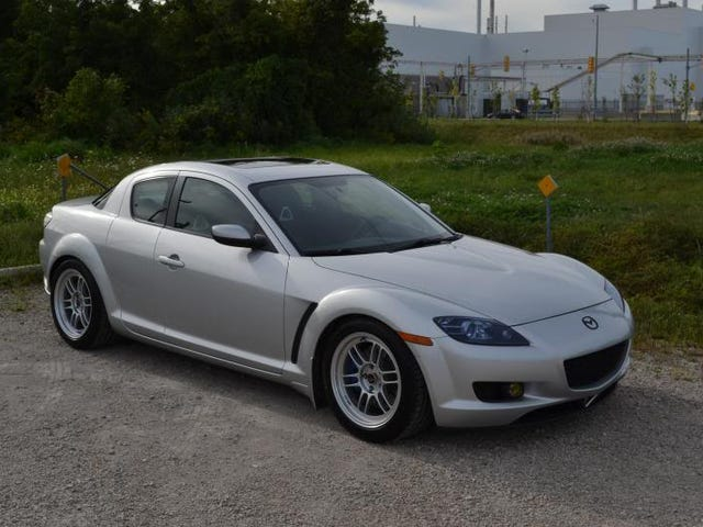 The Mazda RX-8: One of the Best, Worst Cars: A Buyers Guide