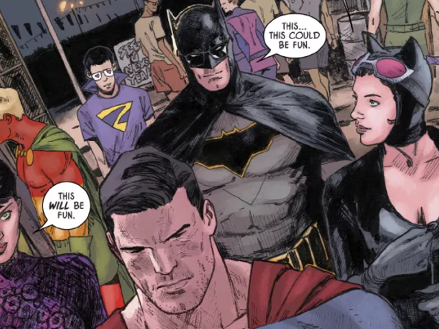 Welp, Looks Like DC Comics Spoiled Batman and Catwoman's Wedding in the New York Times