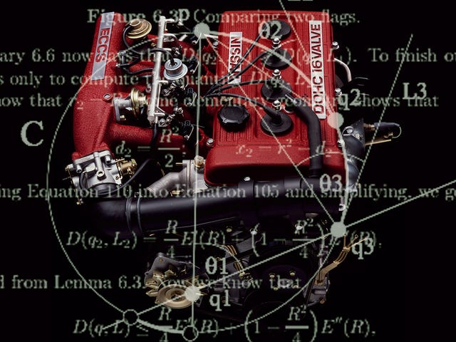 This Is The Only Formula You Need For Determining The Perfect Engine