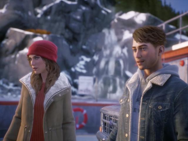 Makers Of Lifeの新しいゲームは奇妙なトランスジェンダーのヒーローです