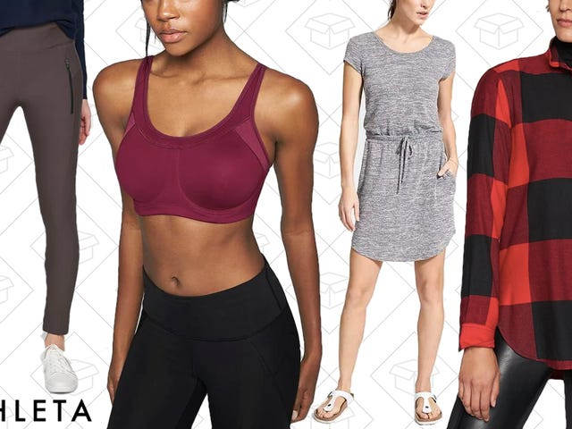 Take an Extra 20% Off All Of Athleta's Sale Items