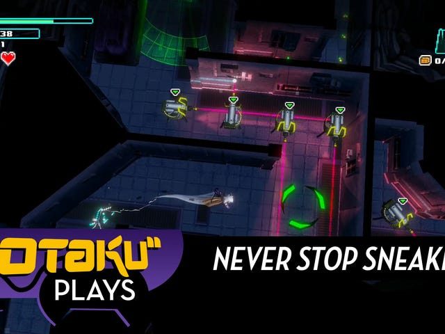 <i>Never Stop Sneakin'</i> Is A Stealth Game For People Who Hate Stealth