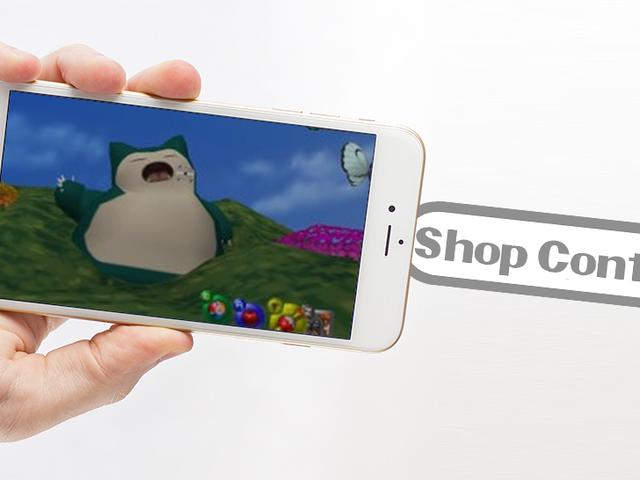 <i>Kotaku</i> &#39;Shop Contest: Nintendo Mobile
