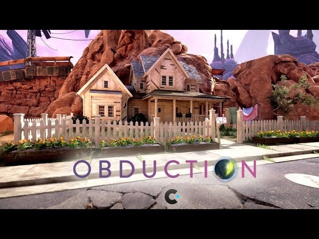 Get Modern-Day Myst Successor 'Obduction' for Free Now