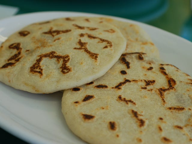 Why haven't pupusas caught on in the US?