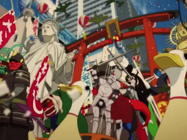 Eight Anime Films Worth Watching That Aren't By Studio Ghibli