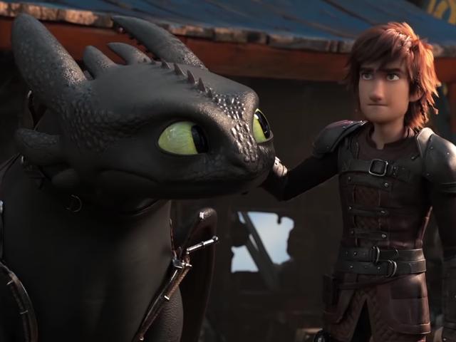 Viimeisin <i>How To Train Your Dragon 3</i> harjoitella <i>How To Train Your Dragon 3</i> Trailer Valmistelee meidät hikkaamaan ilman hampaita