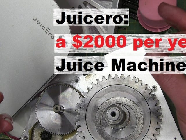 Best Juicero Unboxing Video