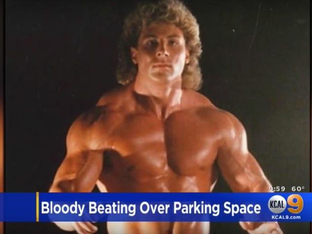 Former Pro Wrestler Tom Magee Severely Beaten By Six Men In Parking Spot Dispute