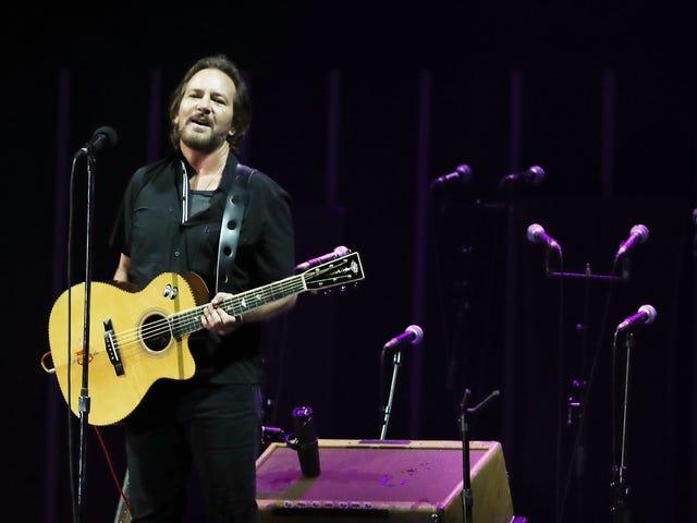 Voici Eddie Vedder, The Rolling Stones, et plus encore lors de la spéciale Together At Home