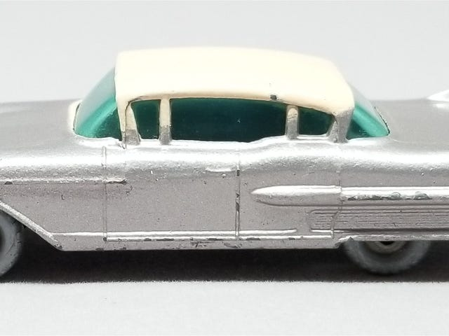 [REVIEW] Lesney Matchbox Cadillac Sixty Special (another one)