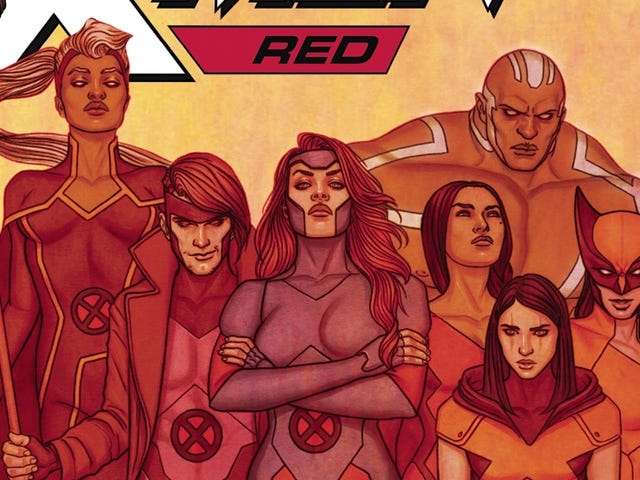 Batman, X-Men Red, and the superpower of empathy in Tom Taylor's comics