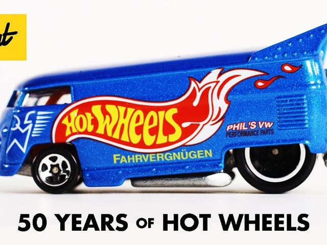 LaLD Theater: Evolution of Hot Wheels