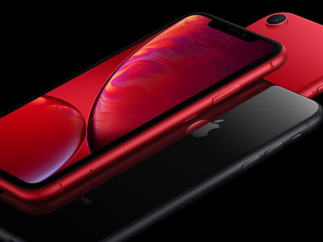 Як покласти iPhone XS і XR шпалери на будь-який телефон ви хочете