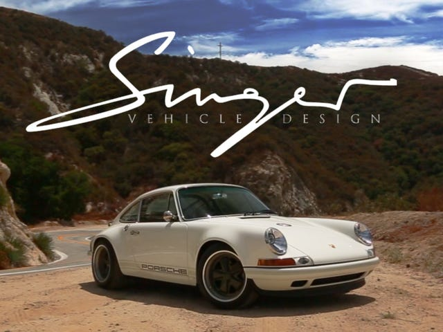 A brief Video- Singer Porsche