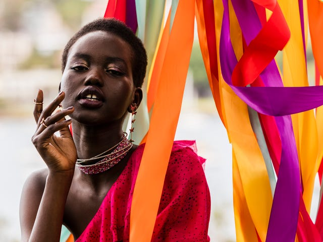 Paint It Black: The British Fashion Awards Announce 2018 Nominees, and Black Models Dominate