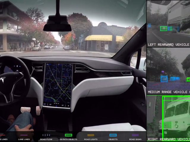 Elon Musk's Big Autonomous Car Prediction Comes With A Lot Of Catches