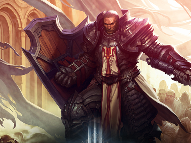 Running Through Diablo III's Hardest Difficulty, Using Only One Skill