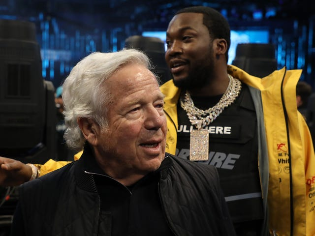 New England Patriots Owner Robert Kraft Charged With Soliciting Prostitution and Police Have Video: Report