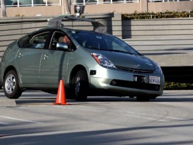 Έκθεση: Η ασφάλεια αυτοκινήτου της Google είναι επικείμενη