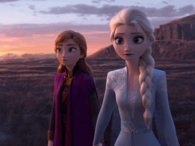 Nuevo tráiler de Frozen 2 , la mejor película de los X-Men que veremos en 2019