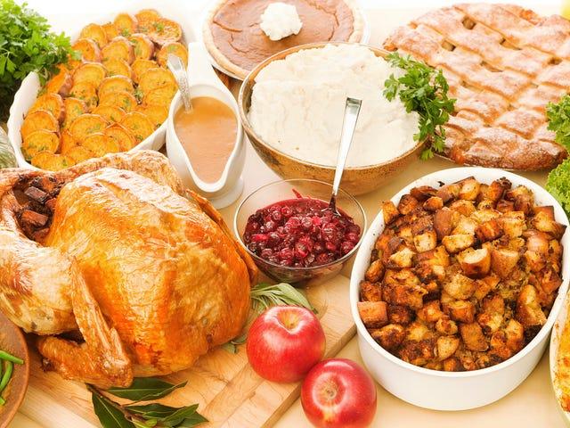 あなたが休日の夕食に大騒ぎしたときあなたの体に何が起こるか