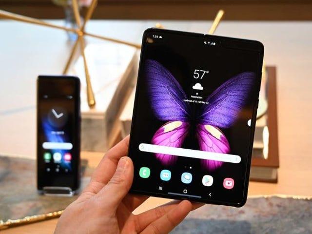 """Samsung, hvad fanden laver du med """"foldning"""" teknologi?"""