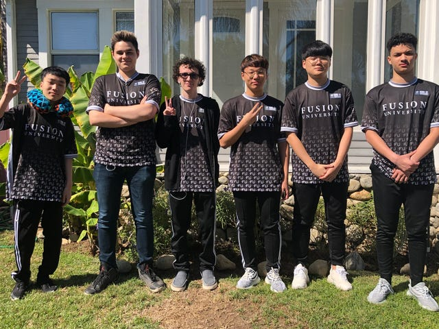 Overwatch Team Whose 'FU' Jersey Was Banned Is Back With More FUs