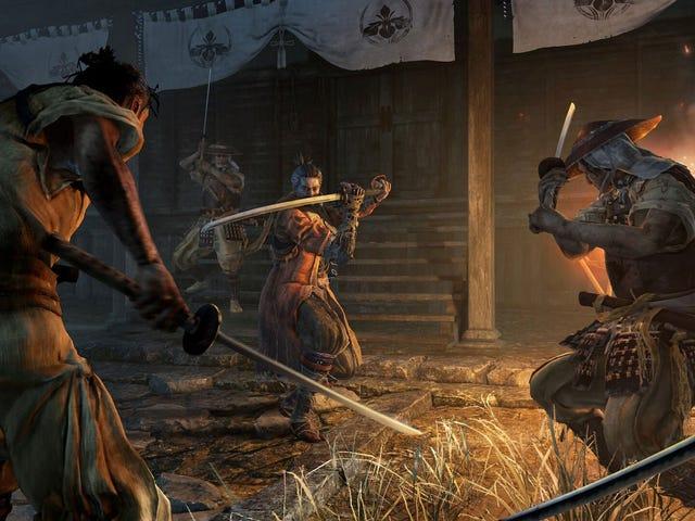 The Developers OfDark Souls Are Making A New Ninja Game, Sekiro: Shadows Die Twice