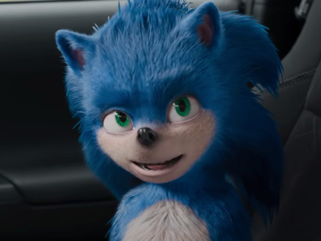 Jim Carrey udtrykker bekymring over, at fans har grebet ind i Sonic redesign