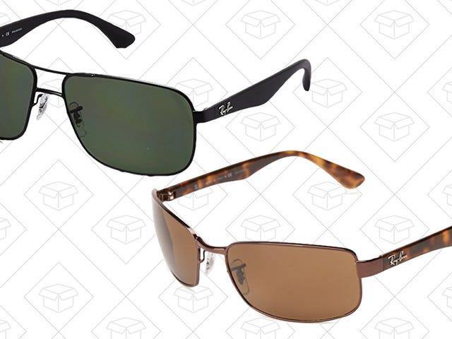 You Still Need Sunglasses In the Winter, So Why Not Grab Some New Ray-Bans?