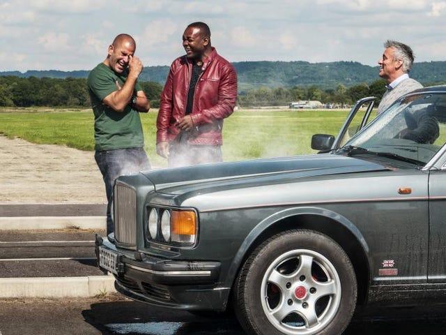 Top Gear đã trở lại vào ngày 17 tháng 2