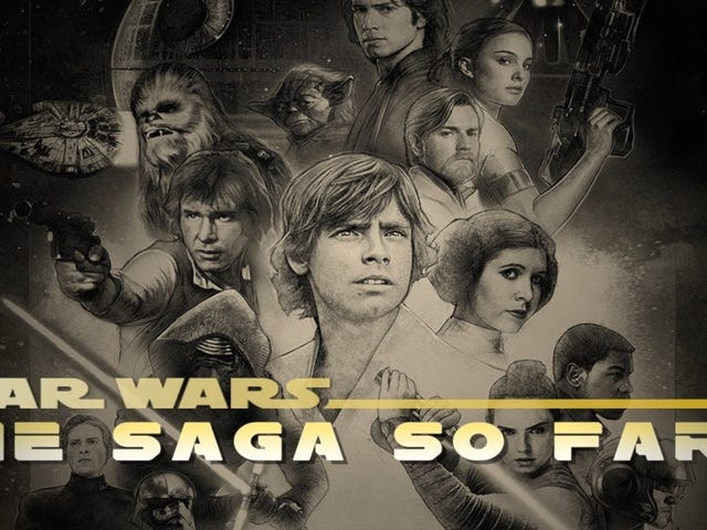 Раніше на Star Wars ...
