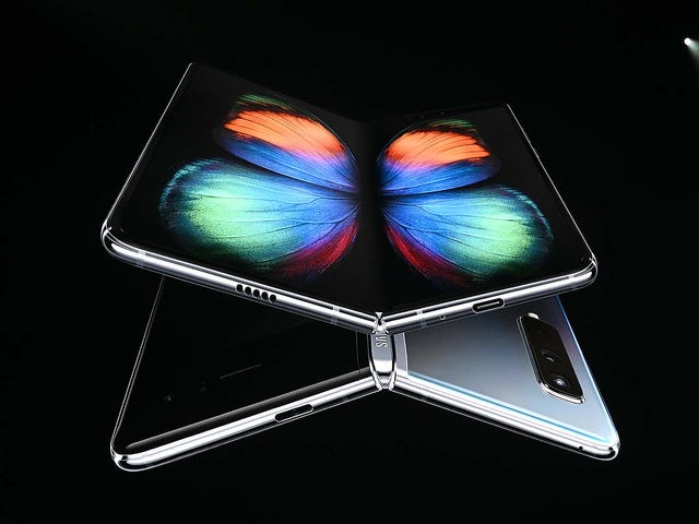 Samsung Is Flexing on the Competition With the Galaxy Fold