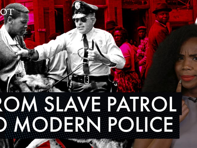 How American Slavery Helped Create Modern-Day Policing