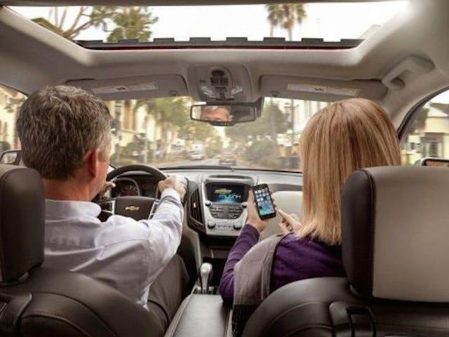 """Rapport hittar antihacking bilsäkerhet """"inkonsekvent och slumpmässig"""""""