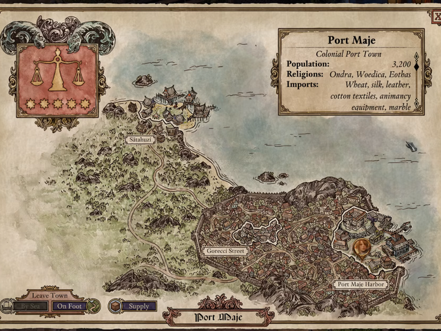 Deadfire's Maps Are Really Good