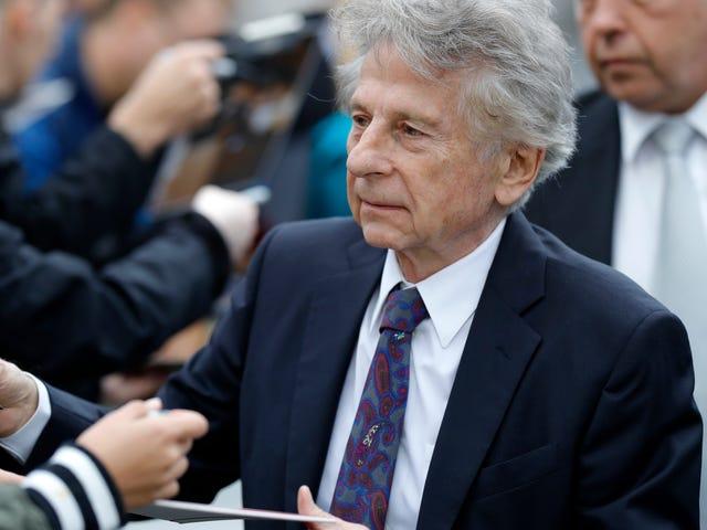 Did Roman Polanski Forget He's a Rapist?