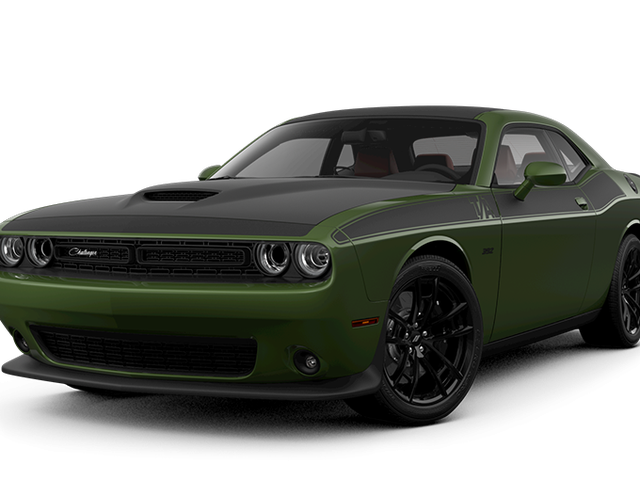 The Challenger T/A 392 (and pretty much any Challenger) is cool