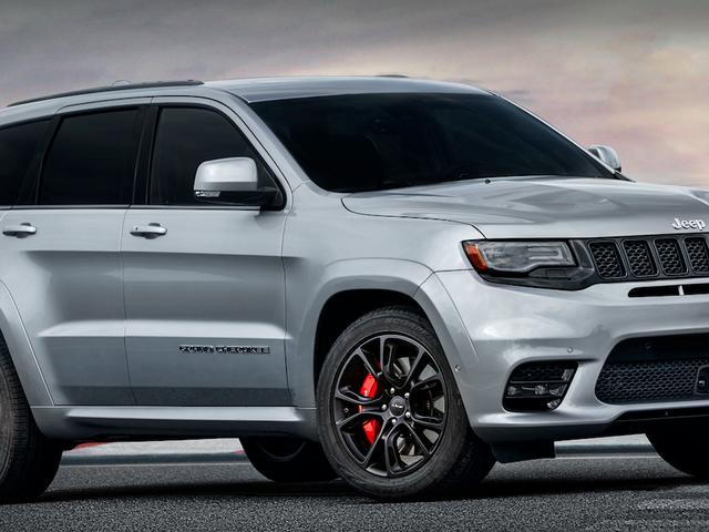 """Jeep Grand Cherokee Trackhawk vil være """"veldig forskjellig"""" fra dagens SRT"""